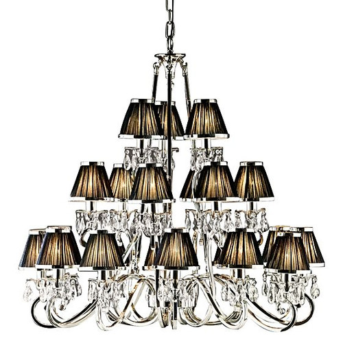 Luxuria 21 Light Chandelier