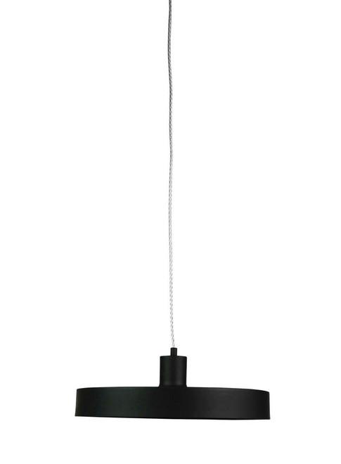 Aero Orbit Pendant Light-Matt Black