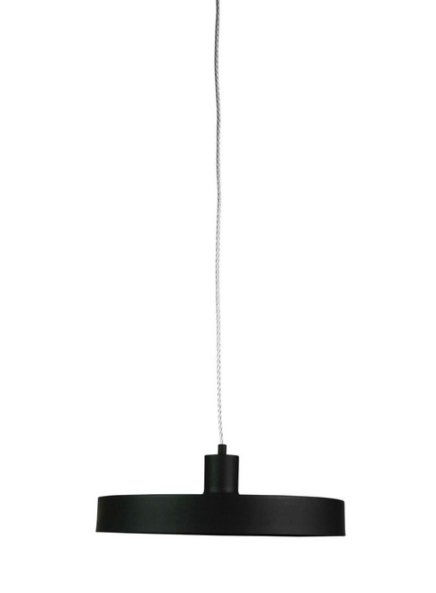 Aero Orbit Pendant Light-Matt Black