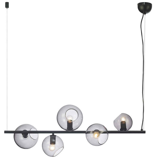 Sonaro 5 Light Pendant Light-Horizontal