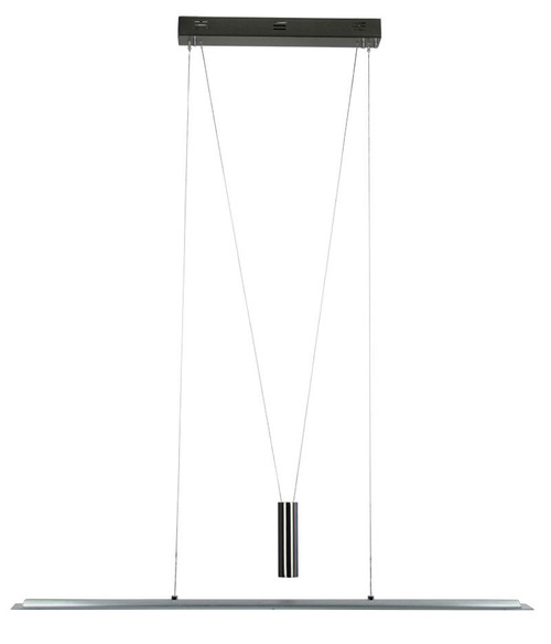 Munich Rise and Fall Slimline LED Pendant Light