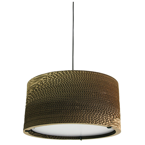 Replica Scraplight Drum Pendant Light