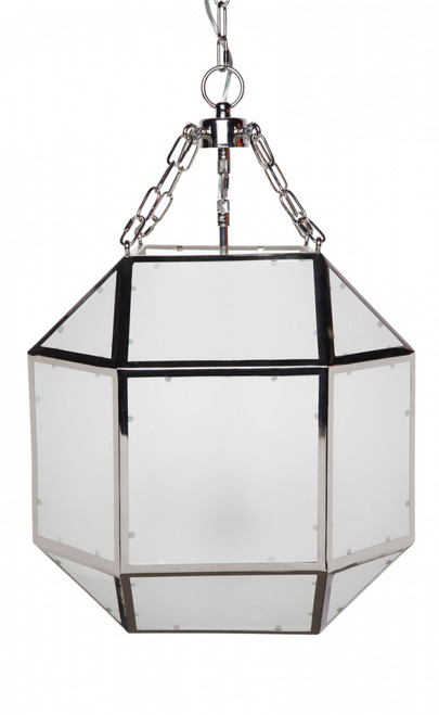 Arena Octagonal Pendant Light
