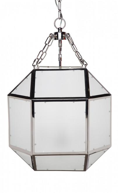 Arena Octagonal Pendant Light