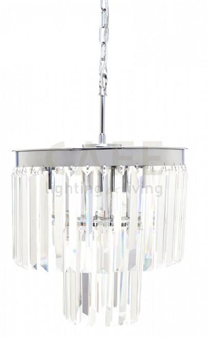 Calazio Crystal Pendant Light