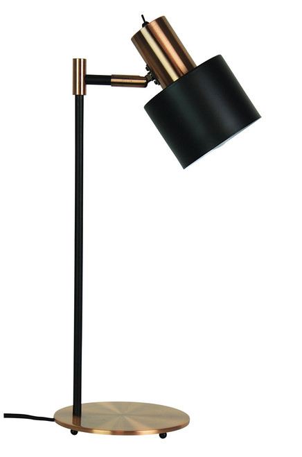 Ava Scandustrial Table Lamp