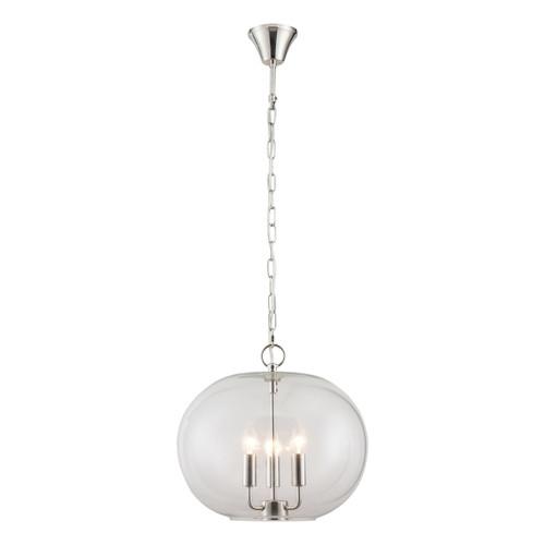 Heritage Glass Bubble Pendant Light