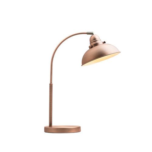 Manor Table Lamp Antique Copper