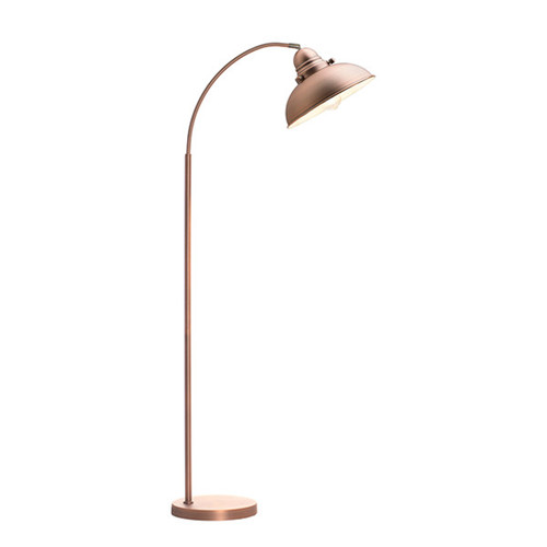 Manor Floor Lamp Antique Copper