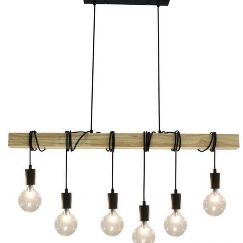 Tibery 6 Lights Pendant