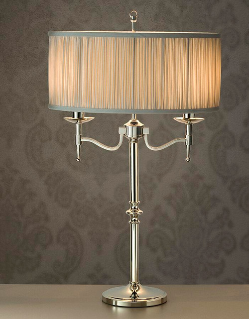 Stanford Grey Table Lamp