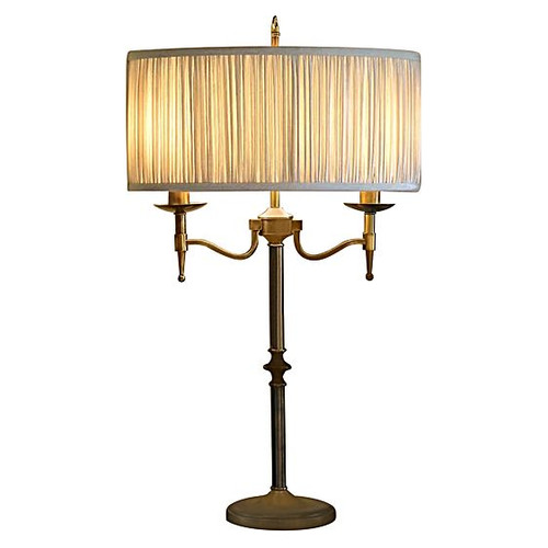 Stanford Brass Table Lamp