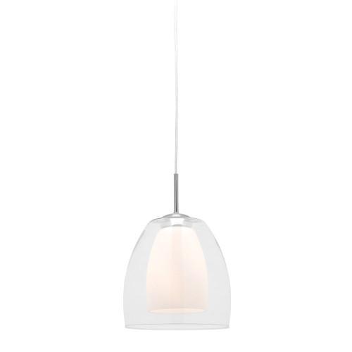 Aries Double Glass Pendant Light - Large