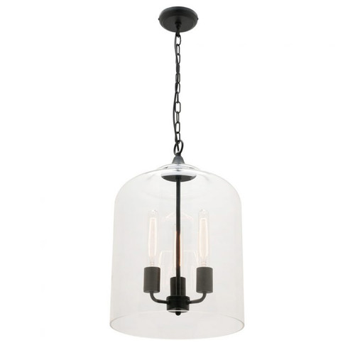 Hampton Large 3 Light Pendant
