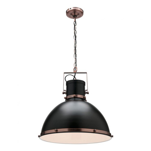 Tonic Industrial Dome Pendant Light