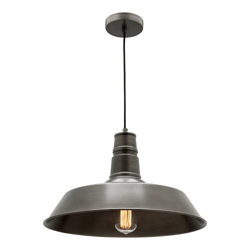Dome Large Industrial Pendant Light