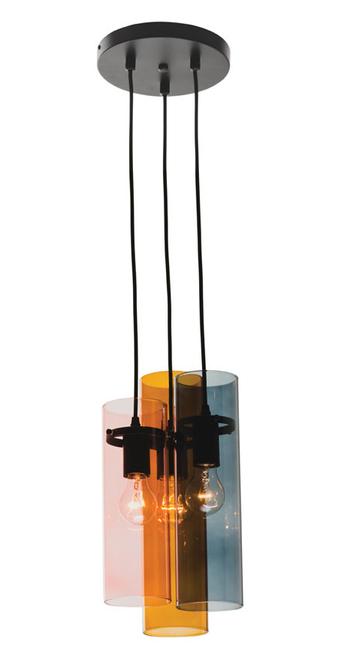 Colour Cluster 3 Light Pendant