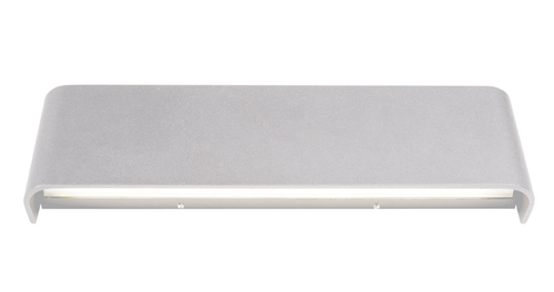 Jessica LED Up/Down Wall Light in White