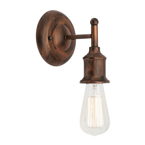 Leona Wall Light in Brown