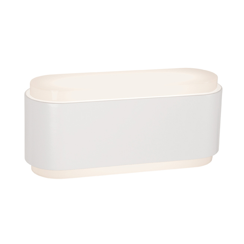 Sabina Outdoor Wall Light in White