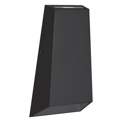 iWave Exterior Wall Light in Black