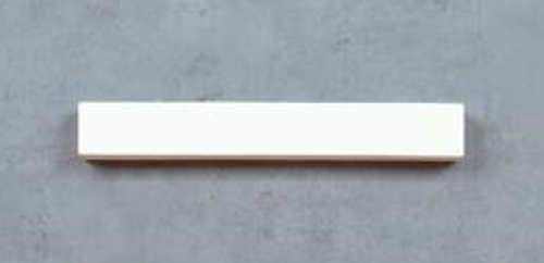 Linear Ceramic Wall Bracket Light 50cm