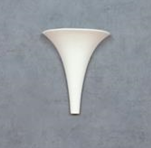 Olympia Torch Ceramic Wall Bracket Light