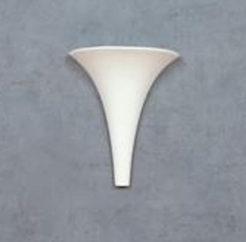 Olympia Torch Ceramic Wall Bracket Light