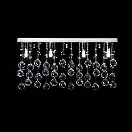 Starlight LED Crystal CTC Pendant 600mm
