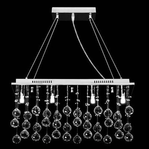 Starlight LED Crystal Pendant
