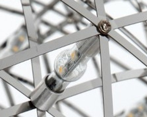 LED Bulb for Replica Raimond Puts Suspensions Lamp
