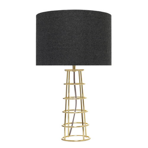 Beatrice Table Lamp - Brass