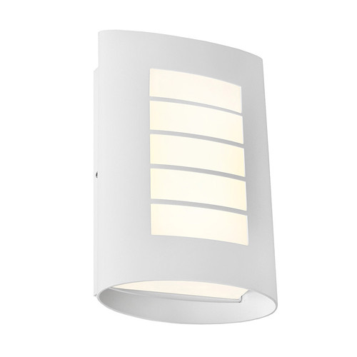 Bicheno Outdoor Wall Light - White