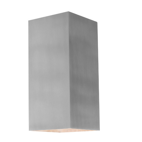 Busselton Metal Exterior Wall Light - Aluminum