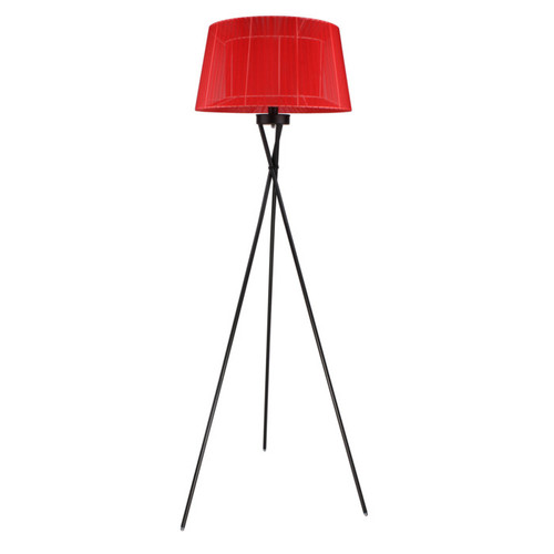 Replica Santa and Cole Tripode Floor Lamp - Red