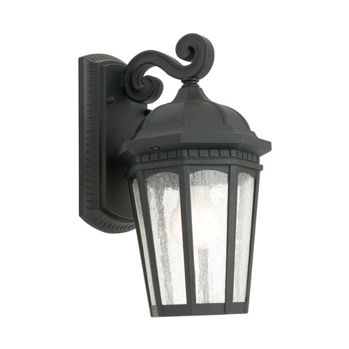 Cambridge Outddor Wall Light -Black