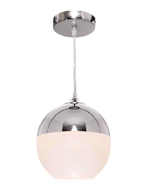 Diego Chrome Pendant Light