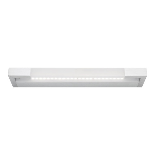 Lynx Frost Vanity Wall Light  Aluminum - 500mm