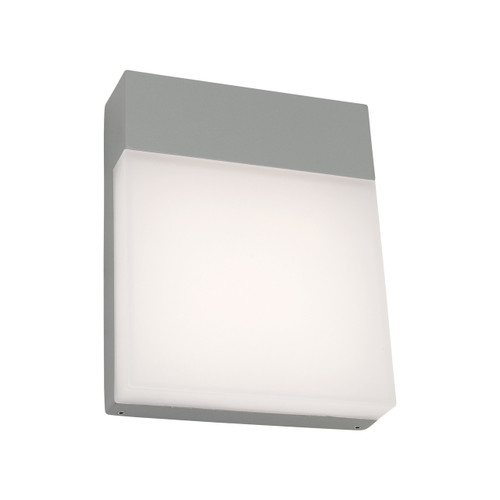 Mainz LED Exterior Wall Light - Silver