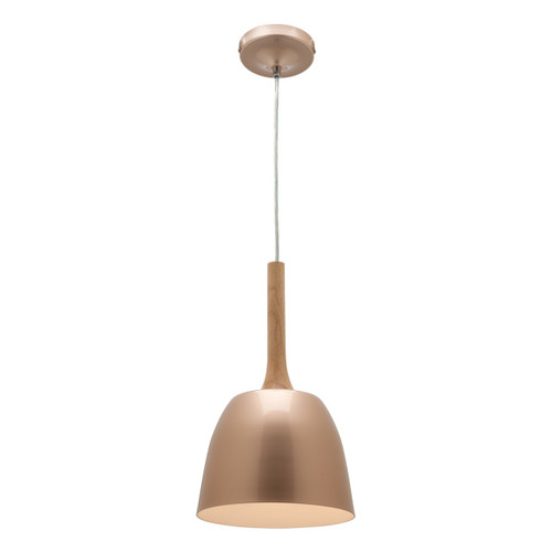 Myrna Champagne Gold Pendant Light