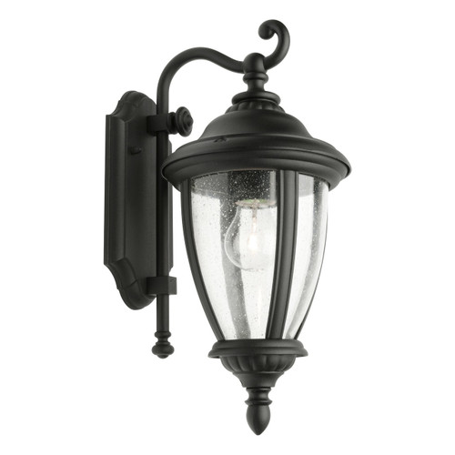 Oxford Exterior Wall Light - Black