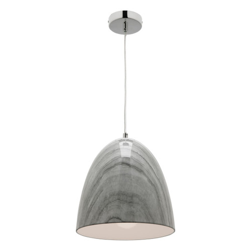 Rampi Marble Pendant Light - Grey
