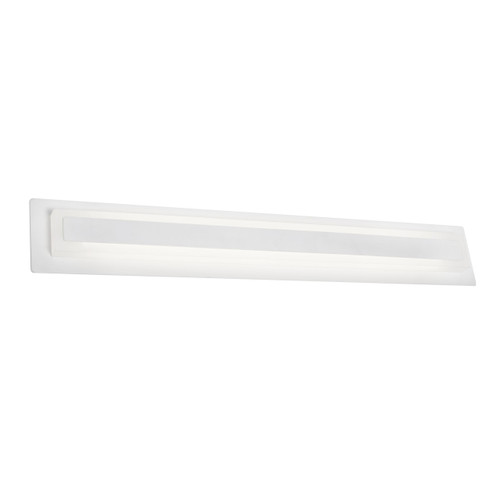 Trevor Vanity Wall Light White - 616mm