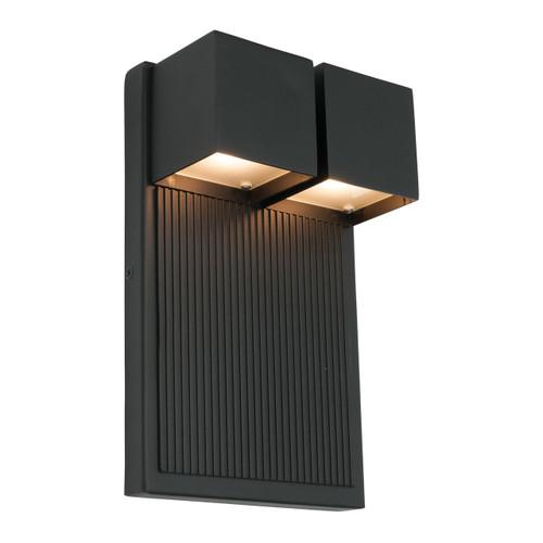 Titus Exterior Wall Light - Black