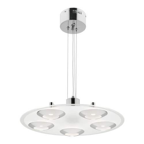 Virgo 5 Light Round Pendant Light