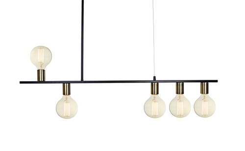 Oreka 5 Light Pendant Light