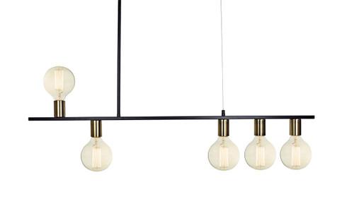 Oreka 5 Light Pendant Light