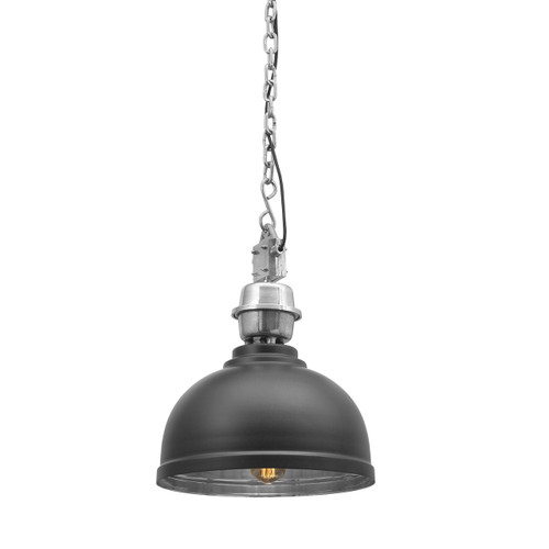 Hangar Cast Metal High Bay Pendant Light