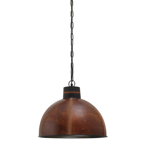 Hidesign Large Leather Pendant