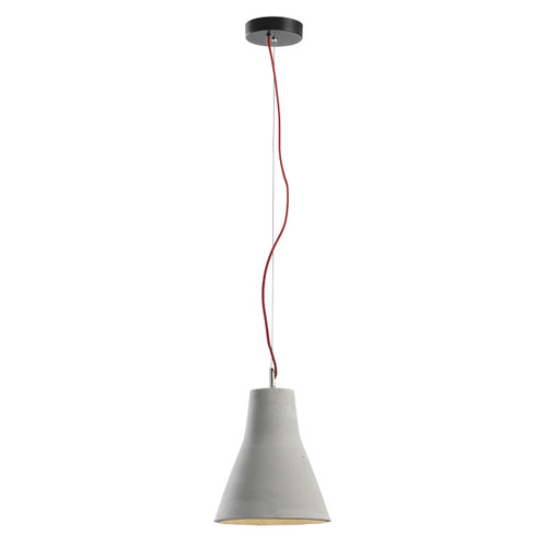 Torch Concrete Pendant Light